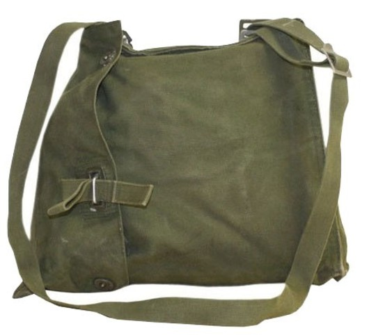 Swedish M51 Gas Mask shoulder bag