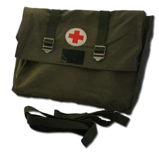 Swedish Army Field first Aid  tramua Kit