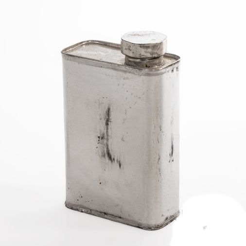 Swedish Army Vintage 1Ltr Fuel Can