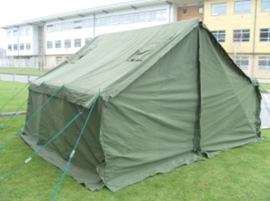 Swedish army 8 man Patrol Tent