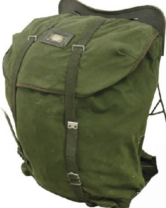 Swedish 35L ST Canvas Rucksack