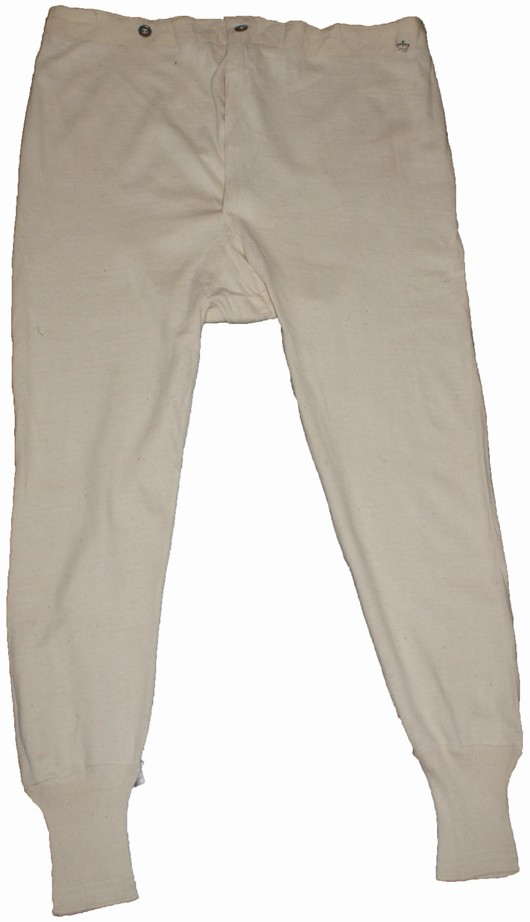 Swedish Army Cotton Long Johns