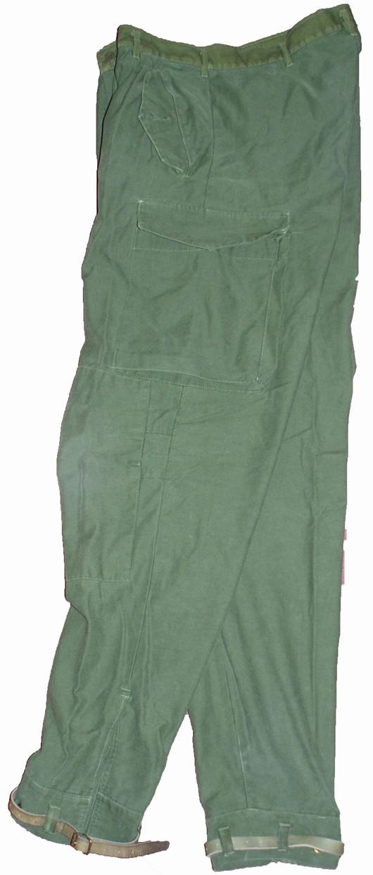 Swedish Army M59 Field Trousers