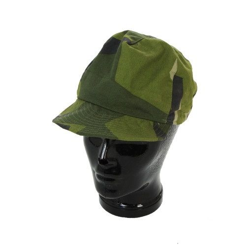 Swedish M90 Camo Field Cap