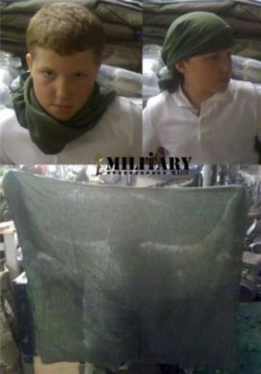 Swedish army scarf shemagh