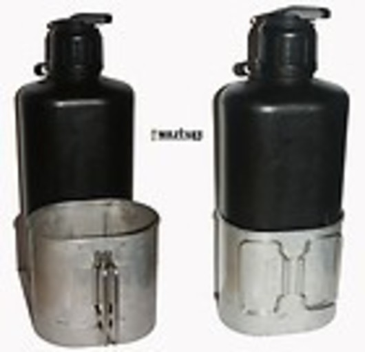 Swiss army Waterbottle  Alu. Mug