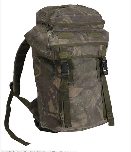 Tactical DPM Assault Pack Rucksack