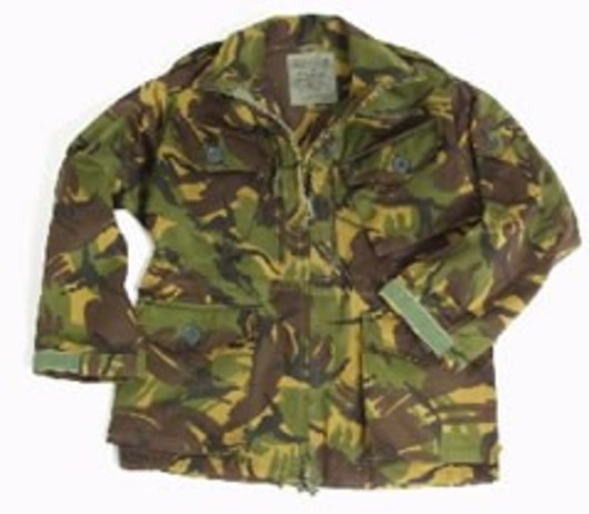 British Army Temperate Jacket
