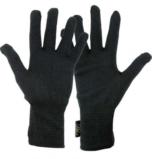 Thermal Inner Gloves - Black