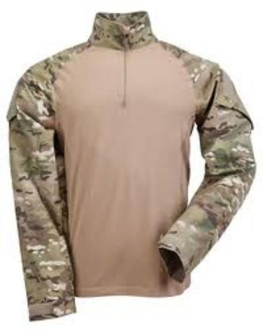 British army MTP UBACS shirt