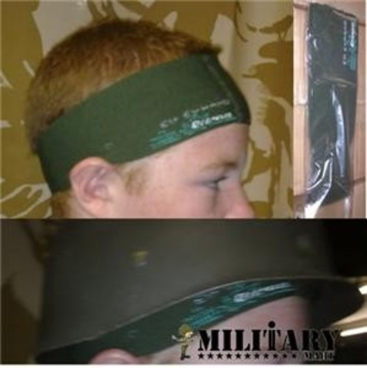 Military under helmet head sweat band army