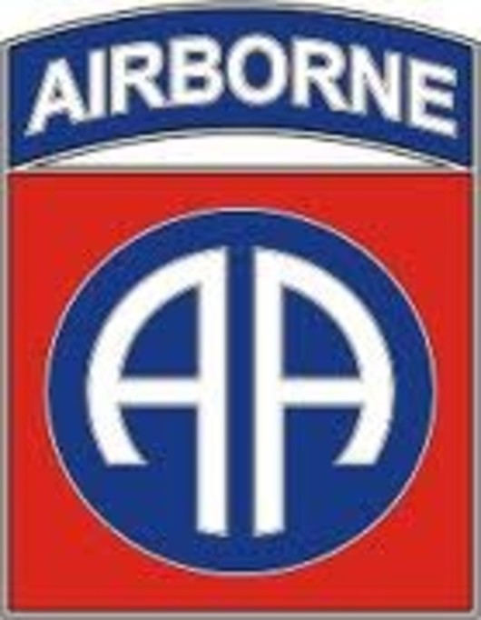 U.S 82nd Airborne Div Patch