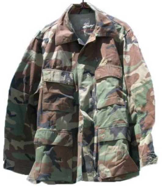 Us army camo shirt