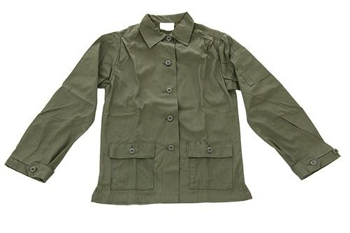 US Olive Field Shirt - Female combat uniform blouse