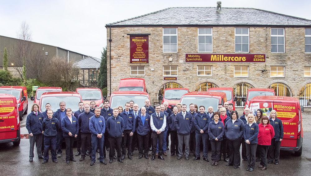 Millercare team
