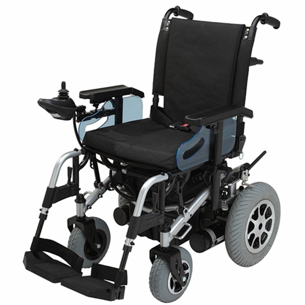 Rascal P200 Powerchair Wiring Diagram