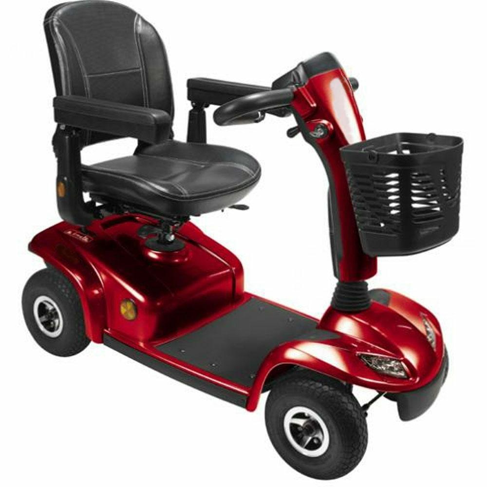 millercare eagle mobility scooter red. Black Bedroom Furniture Sets. Home Design Ideas