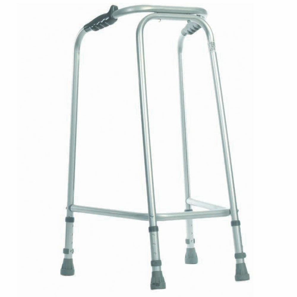 Domestic standard walking zimmer frame without wheels for Zimmer accessoires