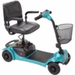 Millercare Merlin Mobility Scooter - Teal
