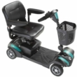 Rascal Veo X Mobility Scooter - Teal