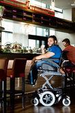Quickie Salsa M2 Mini Mid-Wheel Powerchair
