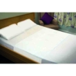 Community Double Bed Pad, with Tucks(90x135cm, 3 Litre, White)