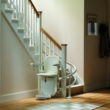 Reconditioned Stannah Siena 260 Curved Stairlift