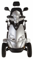 Rascal Vision Mobility Scooter - Silver