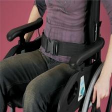 """Wheelchair Belt Strap With Buckle Max Waist Size 48"""""""