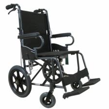 "Dove Transit Wheelchair Black 16"" x 16"""