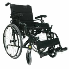 "Martin Self Propelled Wheelchair Black 14"" x 17"""
