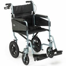 Millercare Minilite 2 Wheelchair - Silver