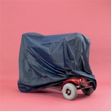 Scooter Storage Cover  Blue