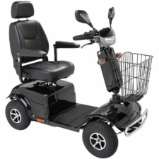 Millercare Osprey Mobility Scooter - Black