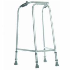 Domestic Standard Walking Zimmer Frame - Without Wheels