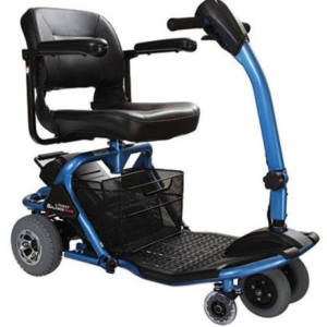 Millercare Heron Scooter - Blue