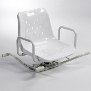 "Comfort Swivel Bath Seat with Adjustable Width (27"" - 29"")"