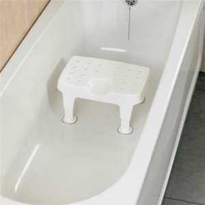 "Bath Seat Savanah Moulded 6""/15Cm"