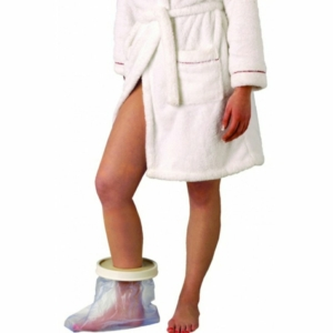 "Cast Protector - Adult Foot / Ankle - 254mm (10"")"