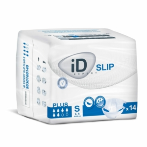 iD Expert Slip  Small - Plus (Case Only)