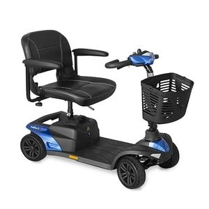 Invacare Colibri Mobility Scooter in Blue