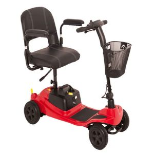 One Rehab Liberty Mobility Scooter in Red