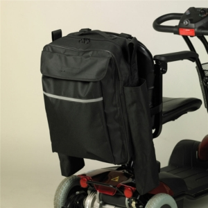 Wheelchair Bag Homecraft With Crutch Pocket