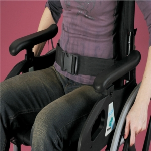 Wheelchair Belt Strap With Buckle Max Waist Size 48""