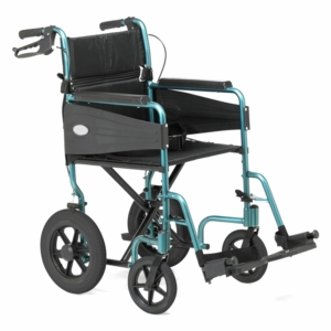 Millercare Minilite 2 Wheelchair - Racing Green
