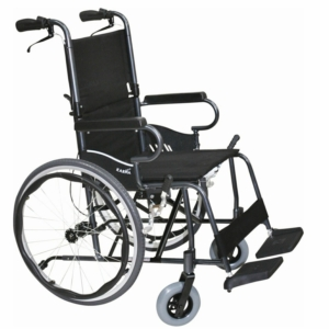 "Dove Self Propelled Wheelchair Black 16"" x 16"""