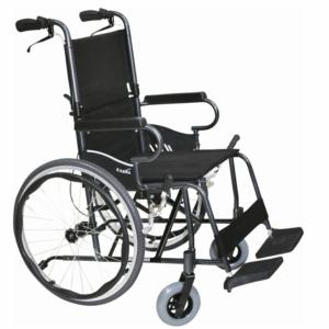 "Dove Self Propelled Wheelchair Black 16"" x 16"""