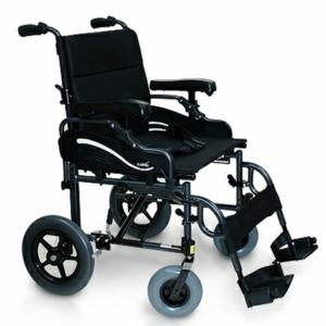 "Martin Transit Wheelchair Black 14"" x 17"""