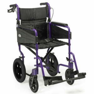 Millercare Minilite 2 Wheelchair - Purple