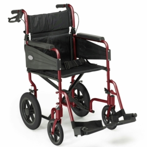 Millercare Minilite 2 Wheelchair - Red